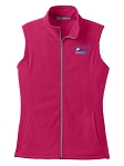 Ladies' 2015 Championships Fleece Vest