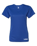 Ladies B-Dry Core V-Neck Tee