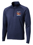 2017 Skate America Men's Stretch 1/2-Zip Pullover