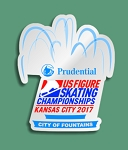 2017 Kansas City Prudential Champs Pin