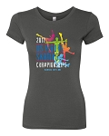 2017 Prudential U.S. Figure Skating Championships Youth Fashion Tee