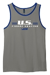 Mens Cotton Ringer Tank