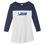Ladies Rally 3/4-Sleeve Tee