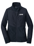 Ladies OGIO Endurance Brink Navy Soft Shell