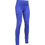 Under Armour Girls Coldgear Purple Legging