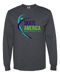 2018 Skate America Adult Long-Sleeve Tee