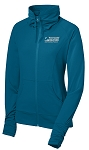 Ladies' Stretch Full Zip Jacket