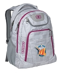OGIO Skate America Backpack - Pink