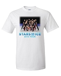 2015 Stars On Ice Cast Tee