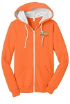Juniors Team Challenge The Concert Fleece Full-Zip Hoodie
