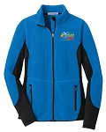 Ladies Team Challenge R-Tek Pro Fleece Full-Zip Jacket