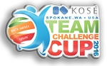 Team Challenge Cup Lapel Pin