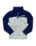 Adult Unisex Sherpa Fleece 1/4-Zip Pullover