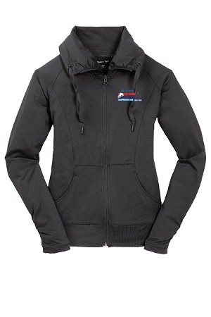 2016 Championships Ladies Sport-Wick Stretch Full-Zip Jacket