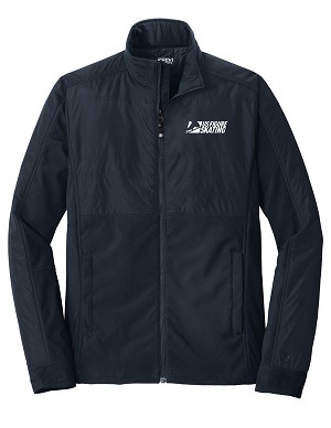 Men's OGIO Endurance Brink Navy Soft Shell