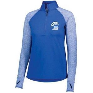 2018 U.S. Figure Skating Championships Youth Girls 1/2-Zip Pullover