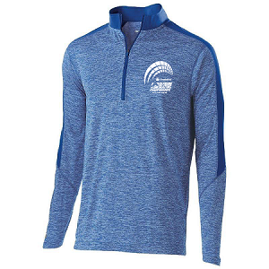2018 U.S. Figure Skating Championships Youth Boys 1/2-Zip Pullover
