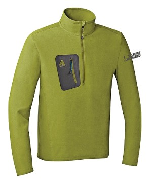 Eddie Bauer First Ascent Cloud Layer Fleece 1/4-Zip Pullover
