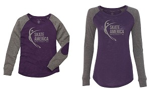 2018 Skate America Youth Preppy Patch Tee