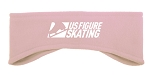Light Pink Stretch Fleece Headband