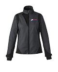 Commute Women's 3-Layer Light Bonded Carbon Soft Shell Jacket