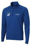 Men's Stretch 1/2-Zip Pullover