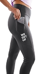 Get Up Ladies High Rise Tech Tight