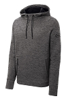 Get Up Triumph Hooded Dark Grey Heather Pullover