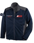 Men's Navy Adult Jacket