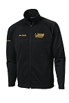 Men's Gold Medalist Black Jacket