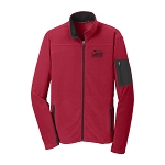 2020 Greensboro Championships Men's Summit Fleece Rich Red Jacket