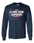 2020 Greensboro Champs Adult Unisex Long-Sleeve Tee