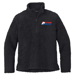 Men's Cozy 1/4-Zip Sherpa Fleece