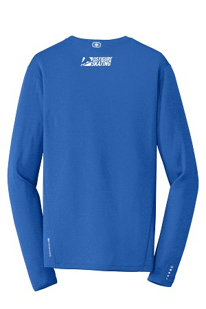 Men's OGIO Endurance Long Sleeve Pulse Crew